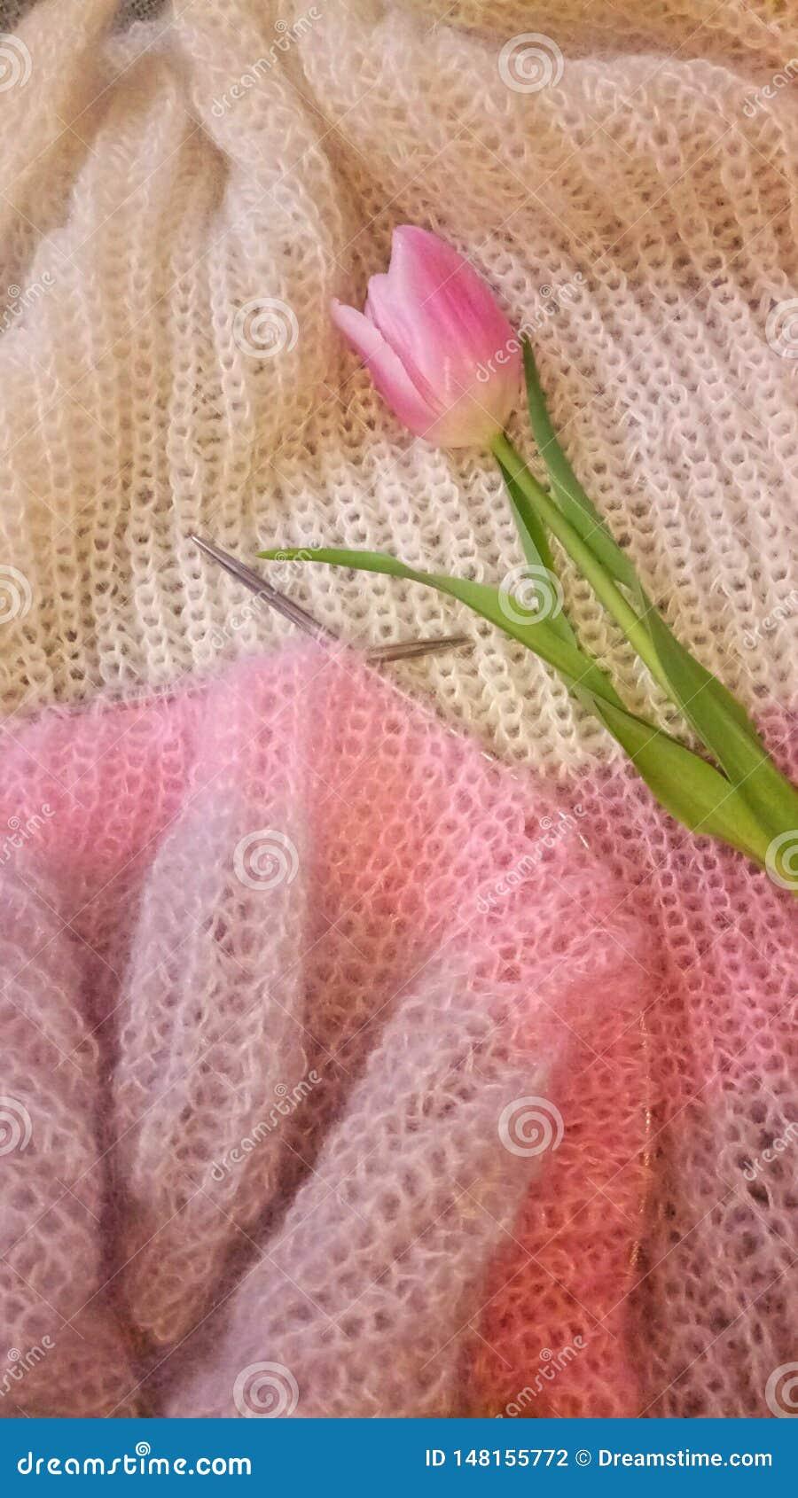 Chandail tricot? fait main