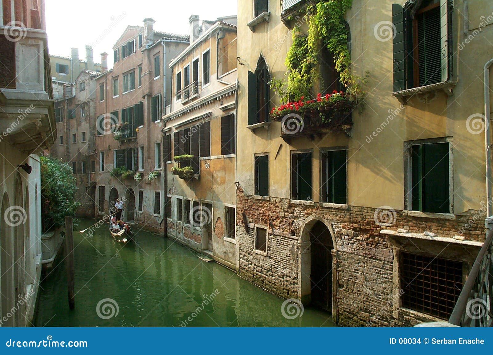 Chanell en Venecia