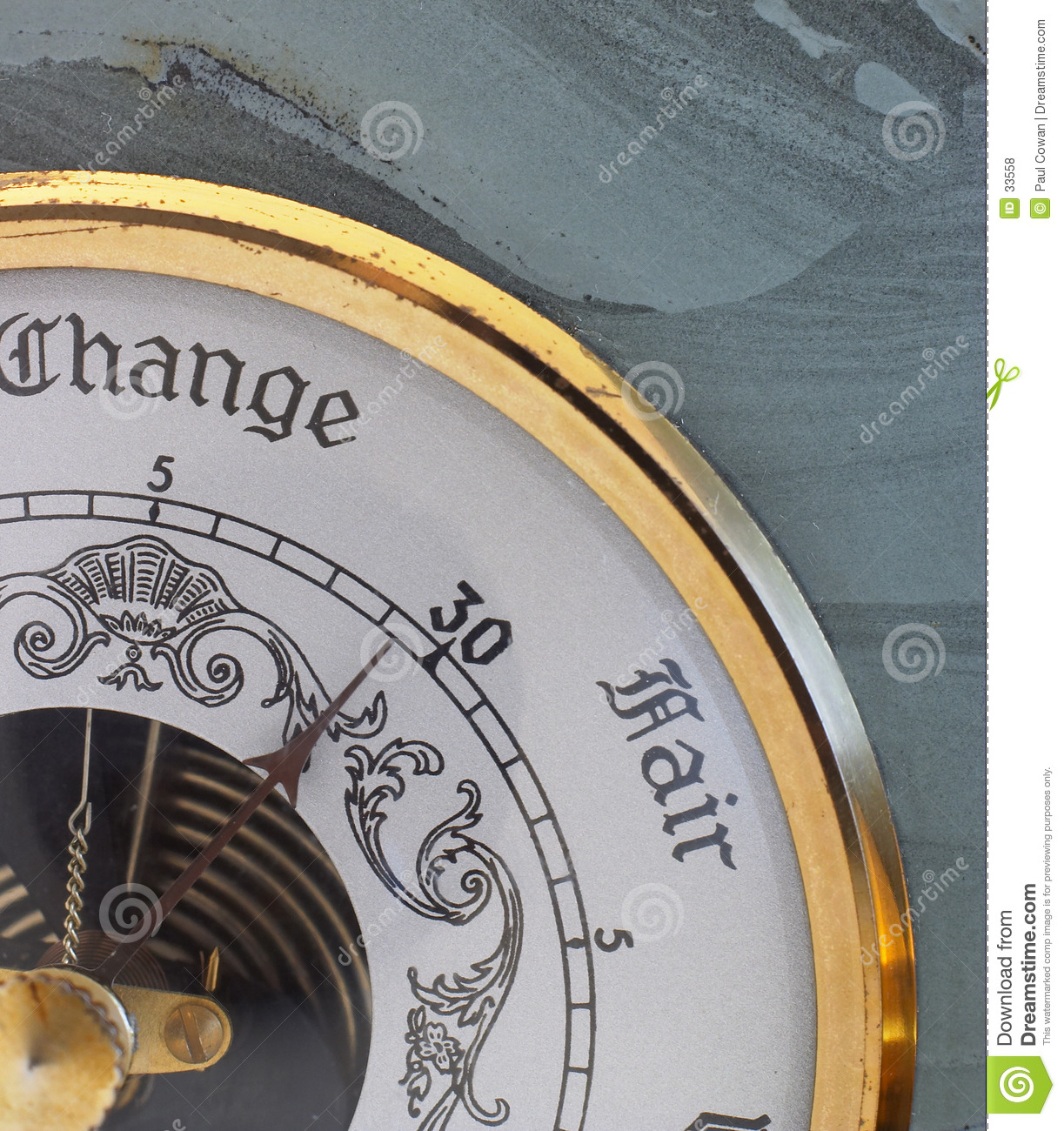 how to set up a barometer for the first time