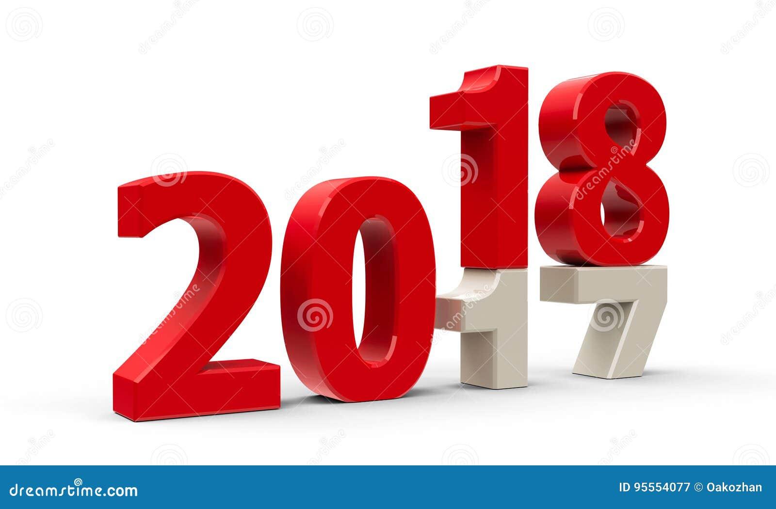 2017 2018 2