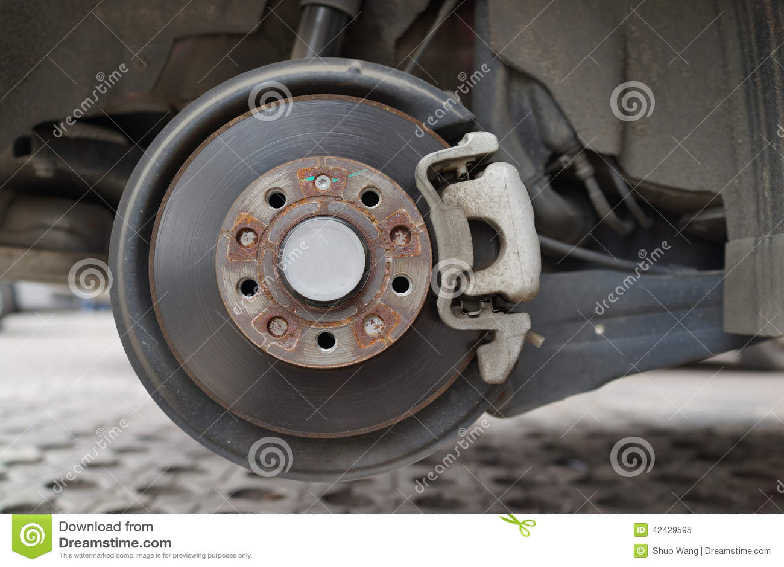 Change wheels