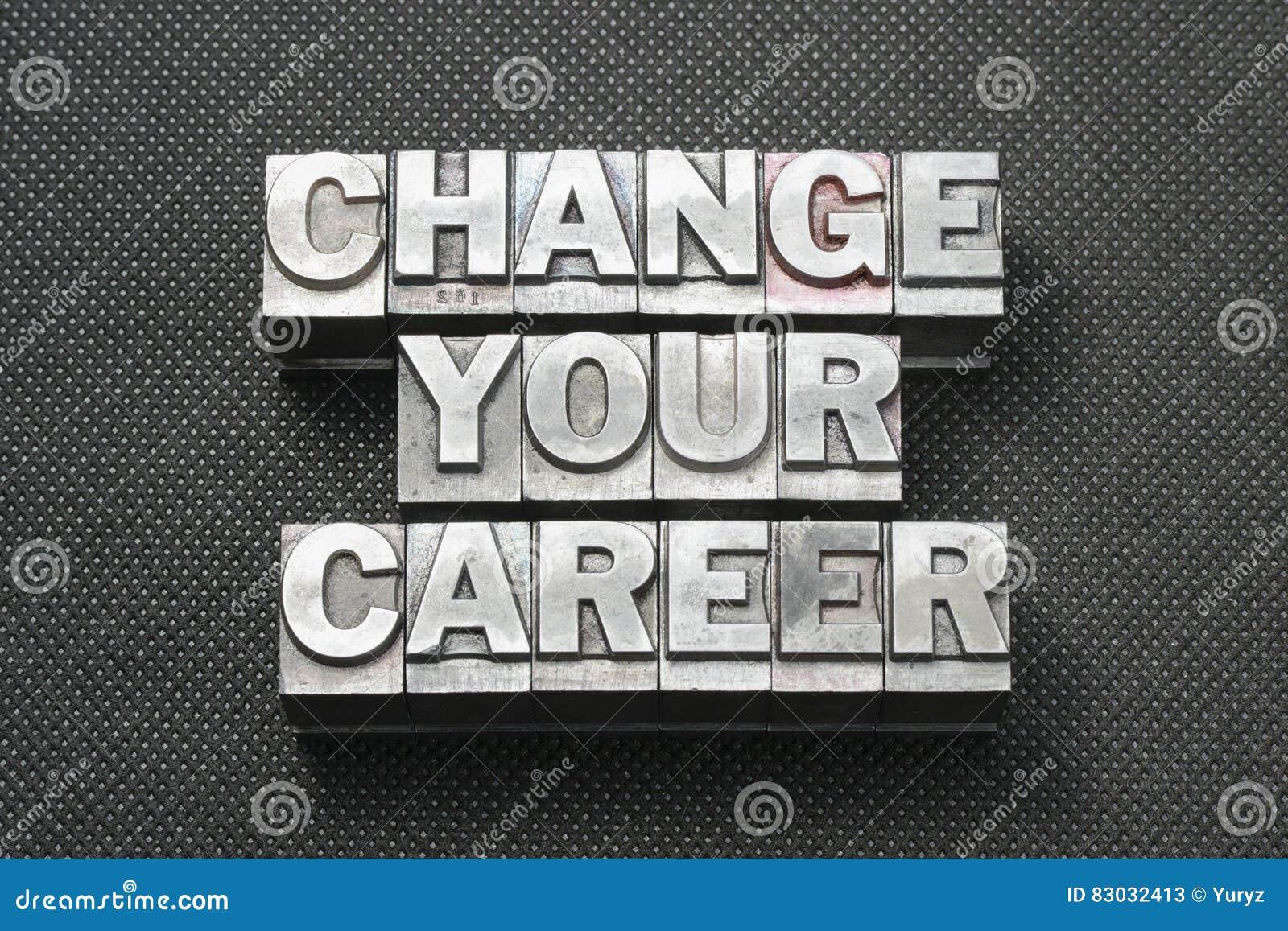 change your career bm stock photo image  change your career bm
