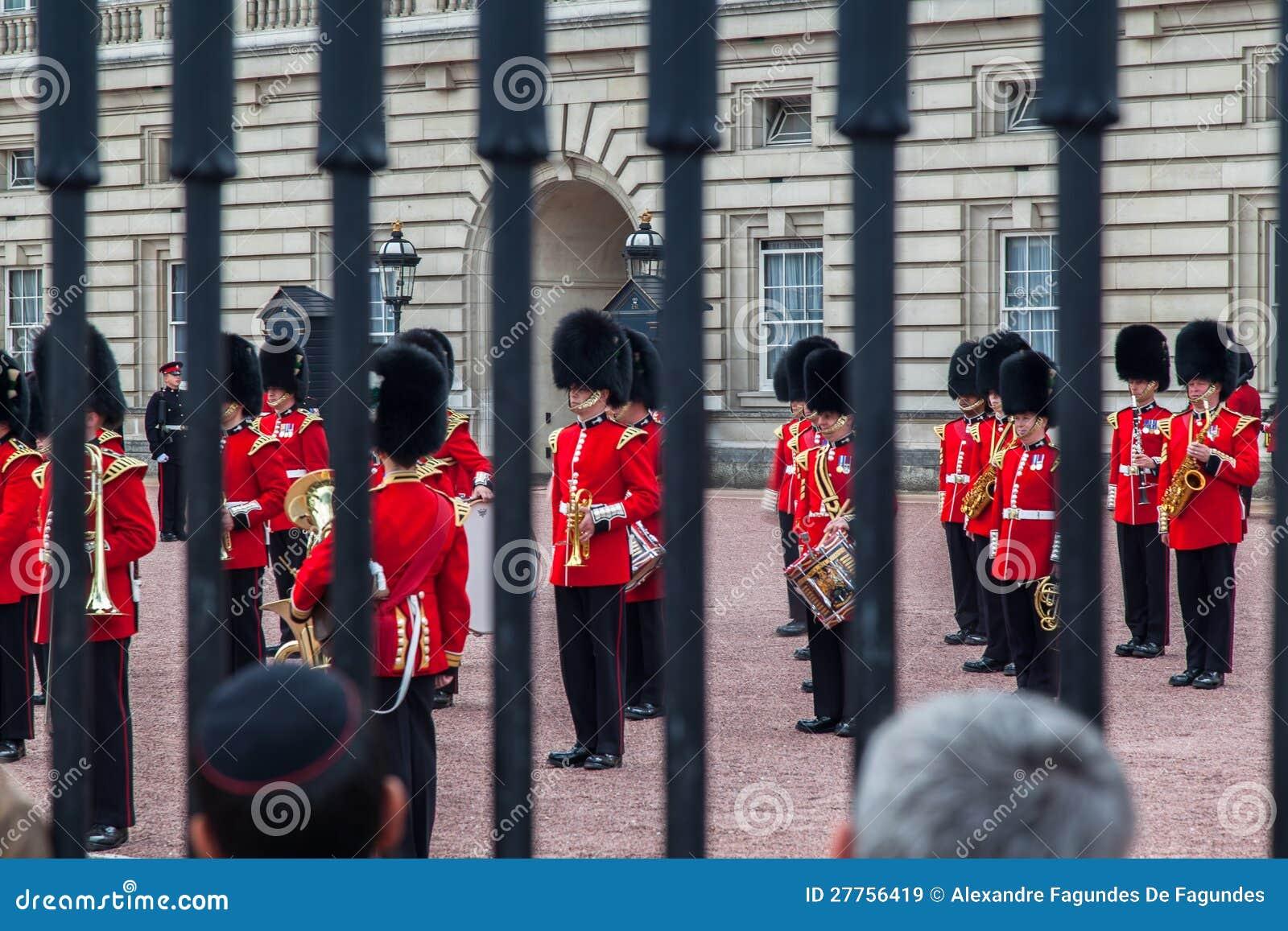 Changement du dispositif protecteur Londres