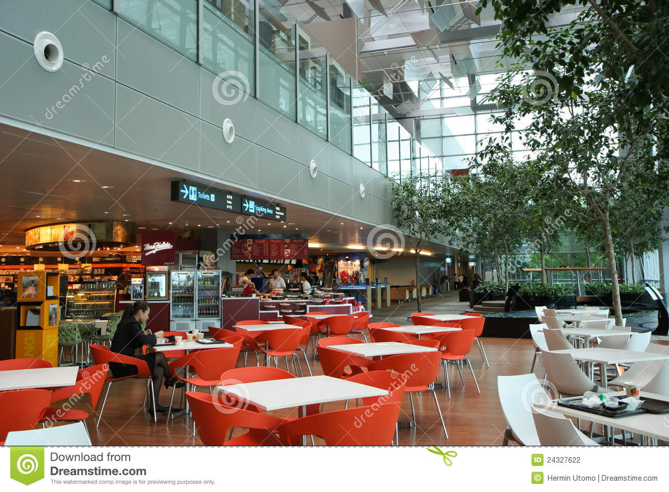 Frontier Mall Food Court