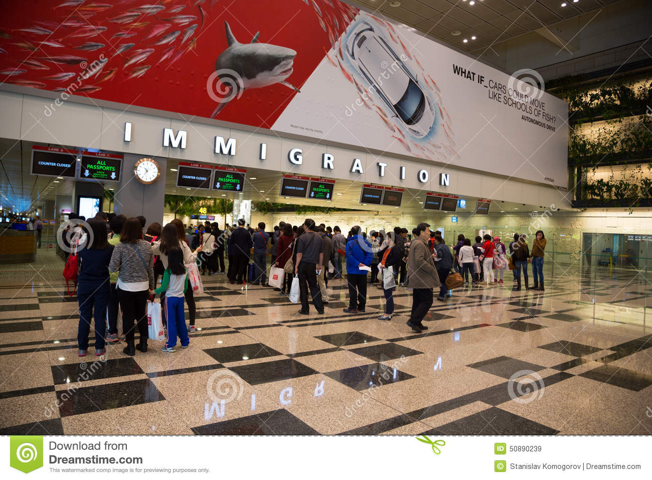immigrants in singapore Reason #4 – singapore actually wants immigrants unlike many of the well-developed countries out there, singapore not only welcomes foreigners,.