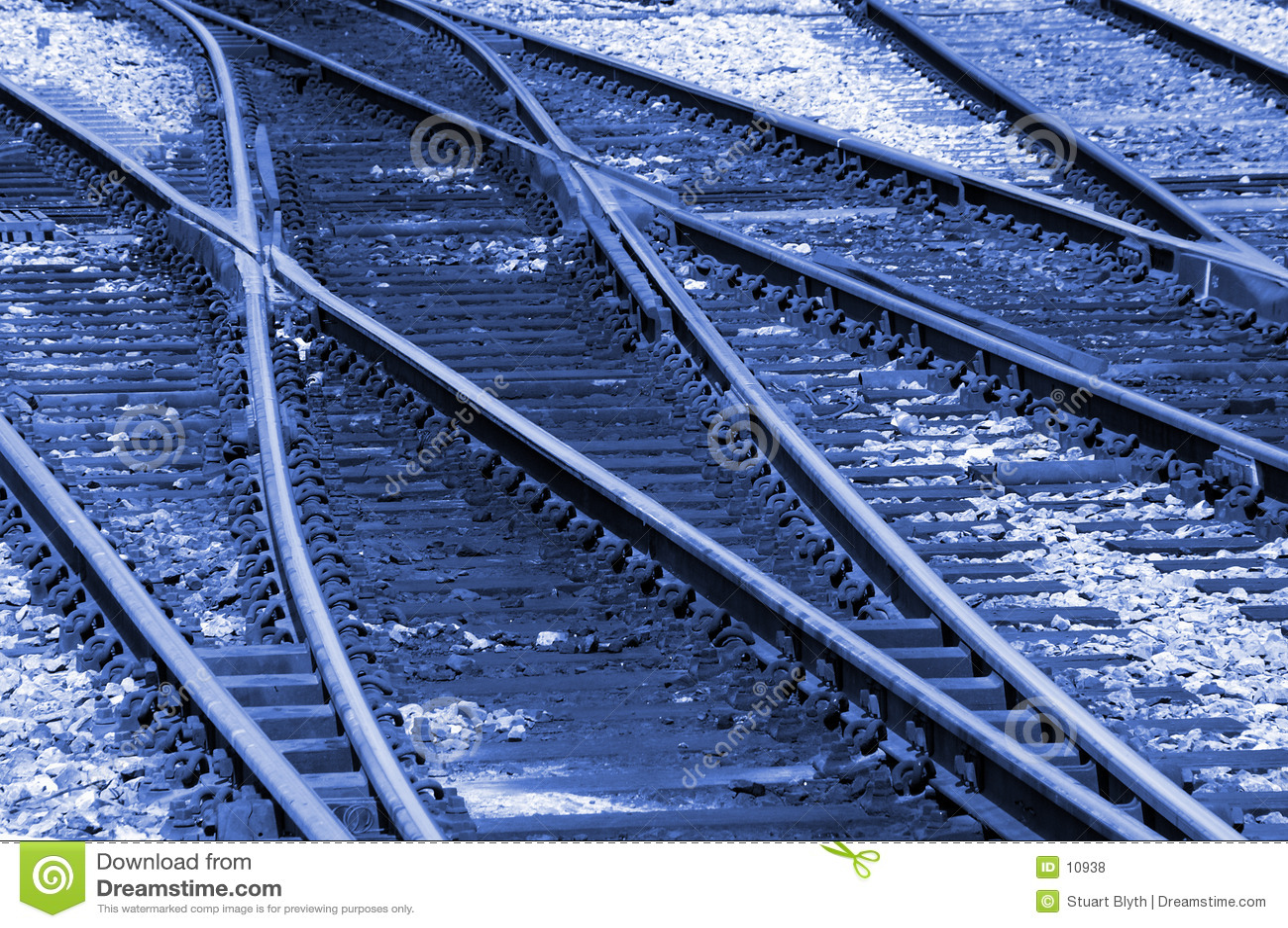 Changing Tracks