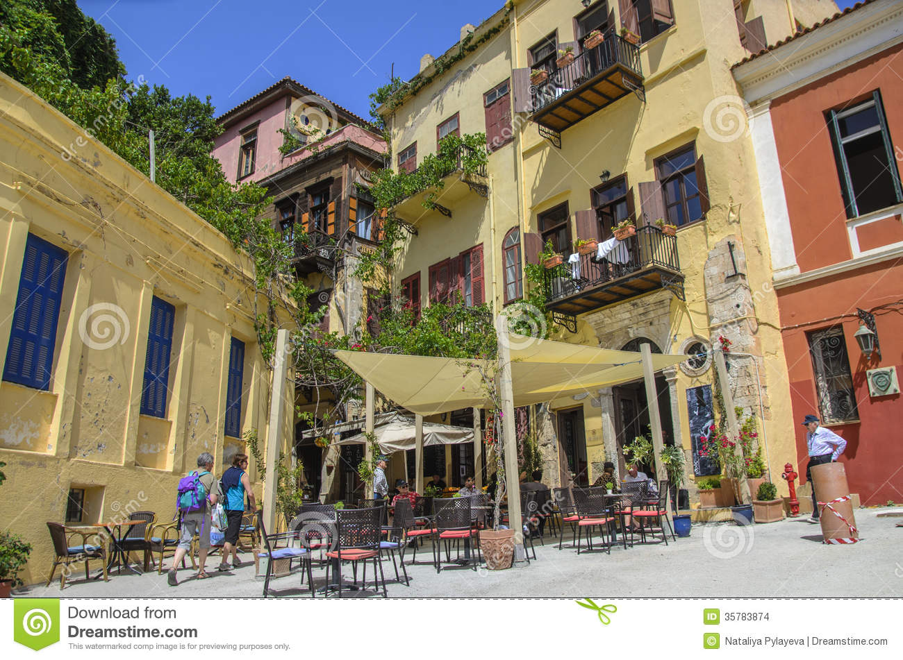 Chania may 21 chania town restorants and hotels in for Design hotel kreta