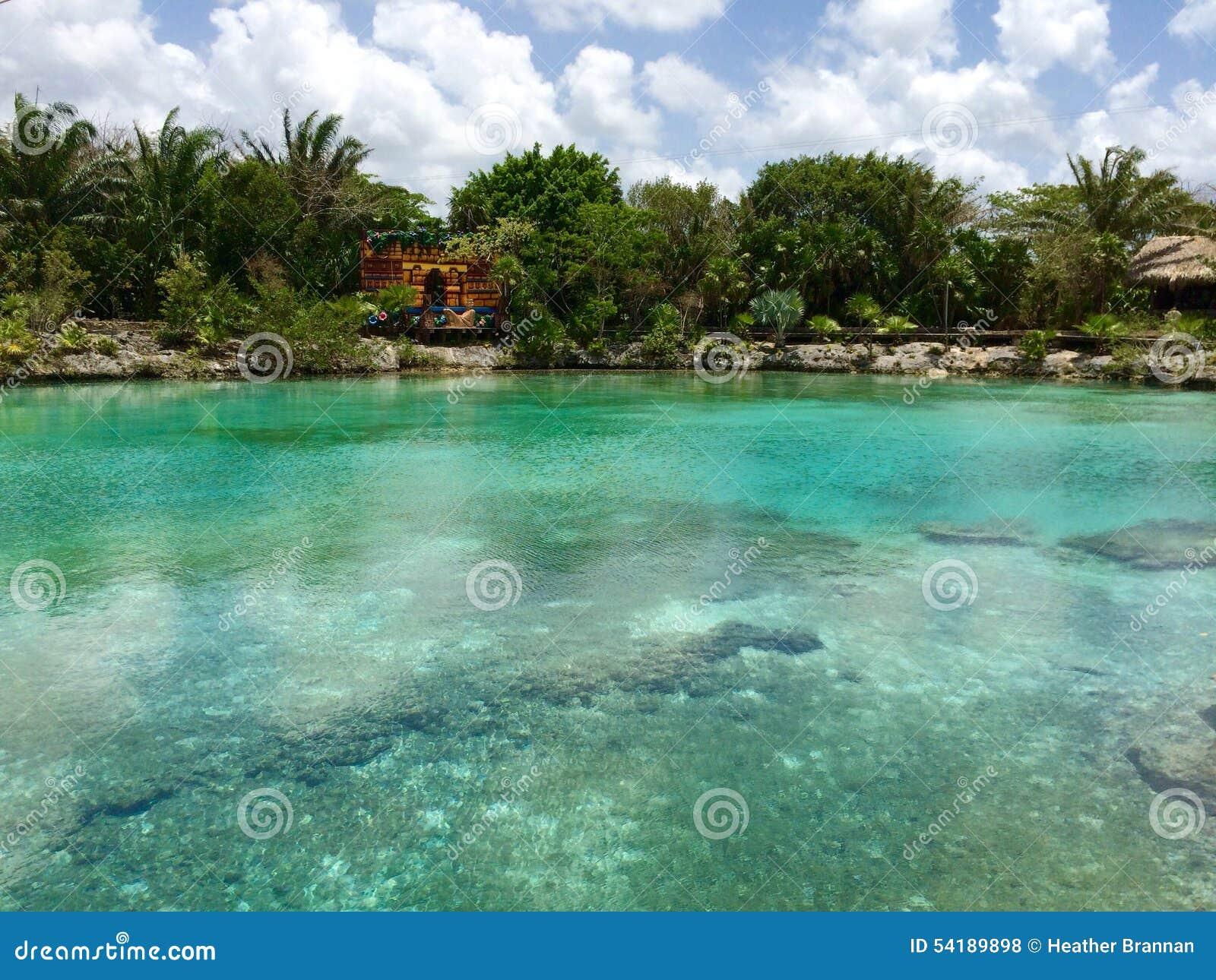 Chankanaab Nationaal Park Cozumel Mexico