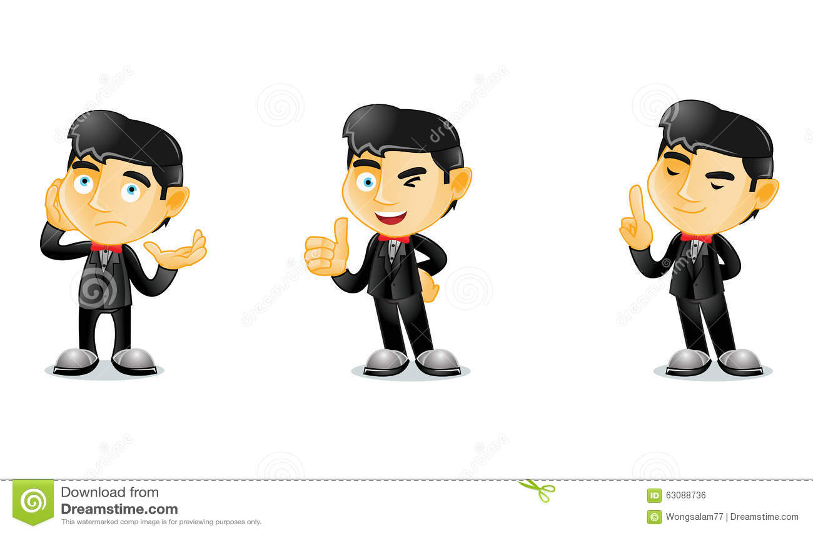 Download Chanteur 2 illustration de vecteur. Illustration du bonheur - 63088736