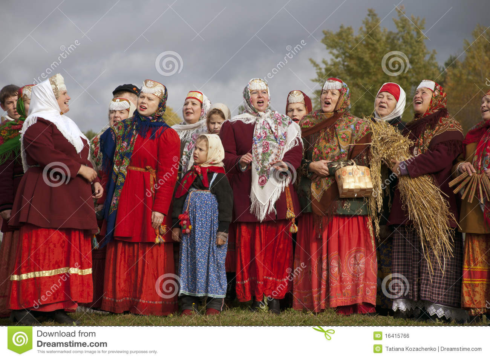 Groupe de musique russe KALINKA, - concert, animation