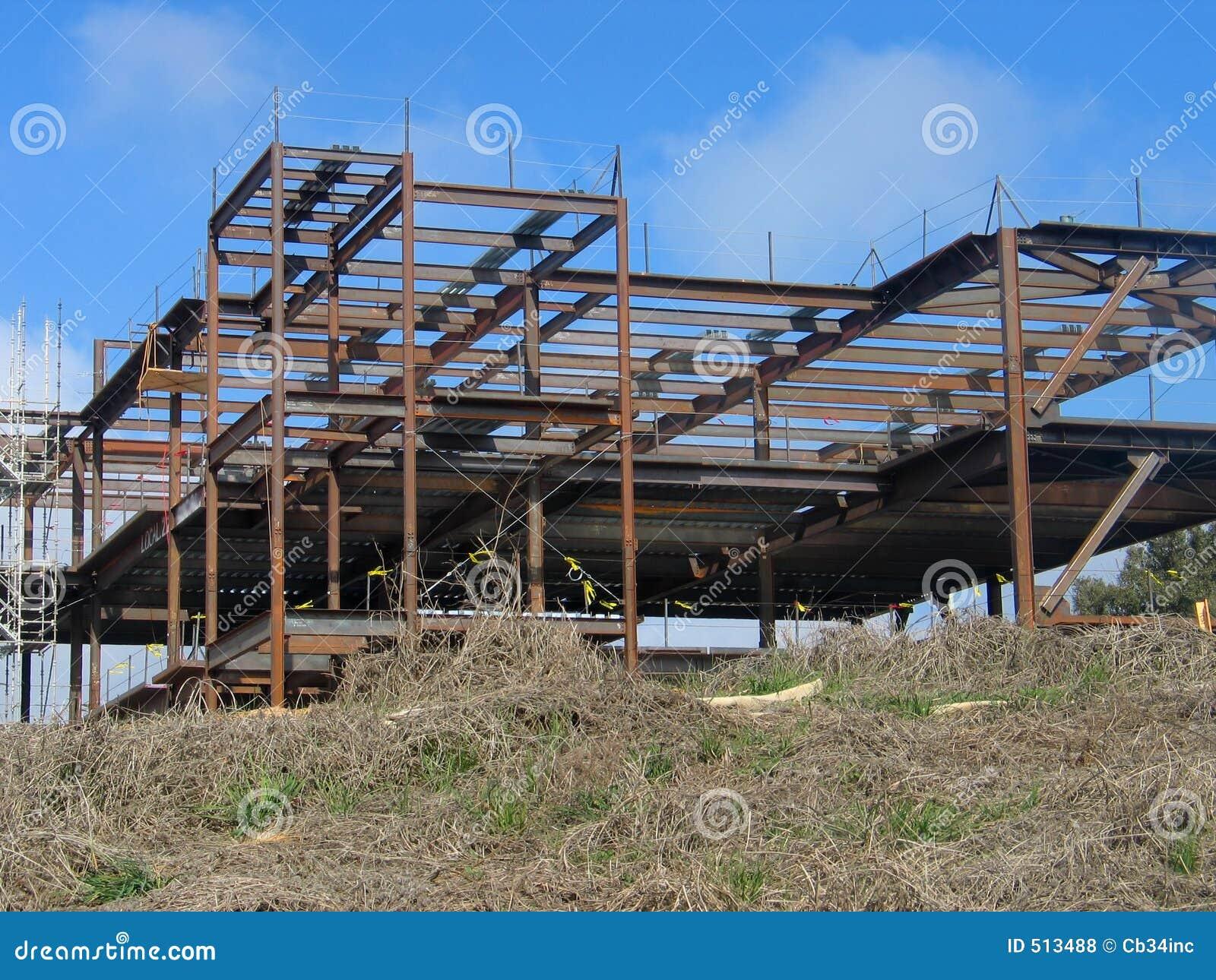 Chantier de construction 4 photos libres de droits image for Chantiers de construction