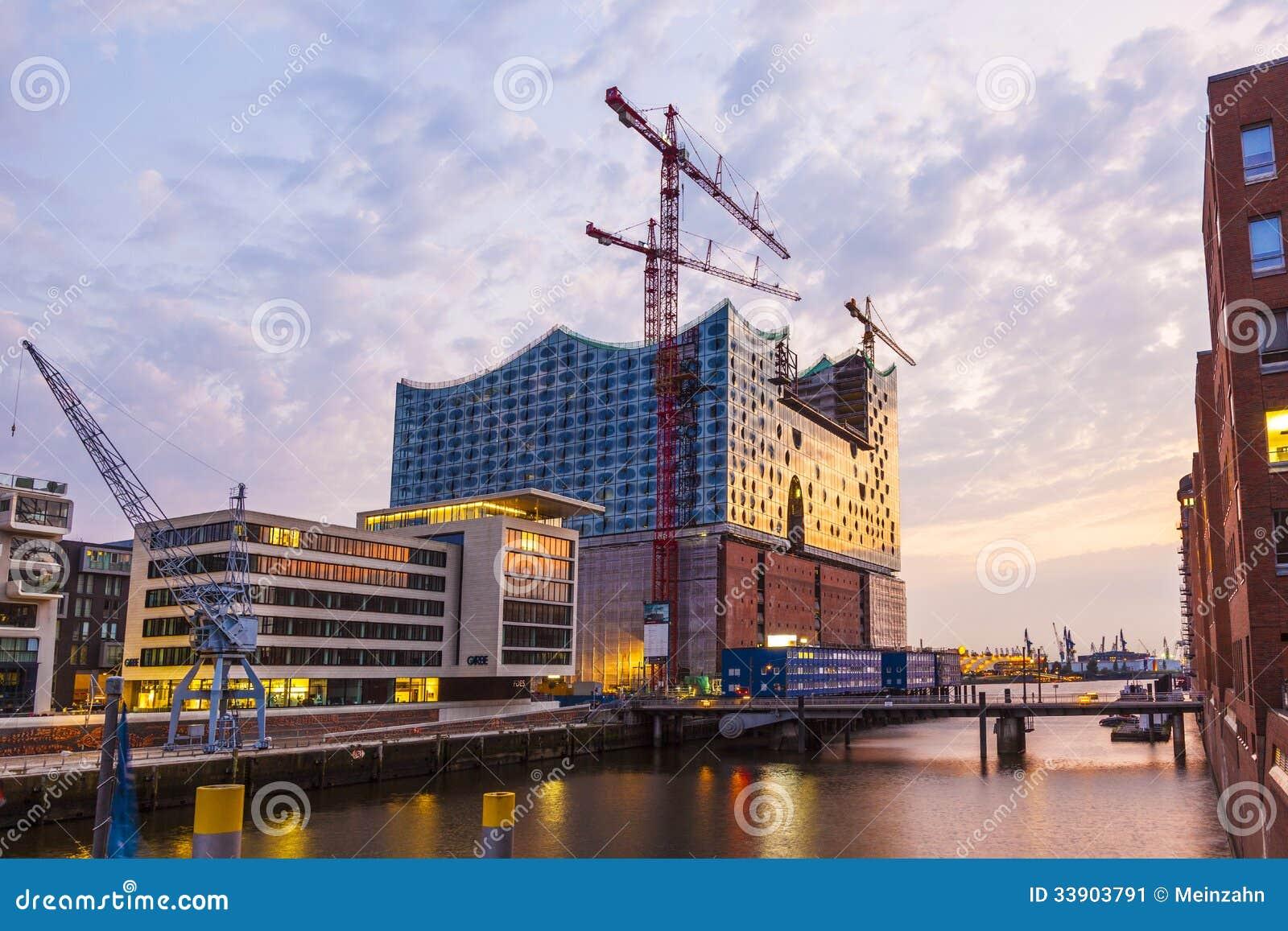 Chantier de construction du nouveau photo ditorial for Chantiers de construction