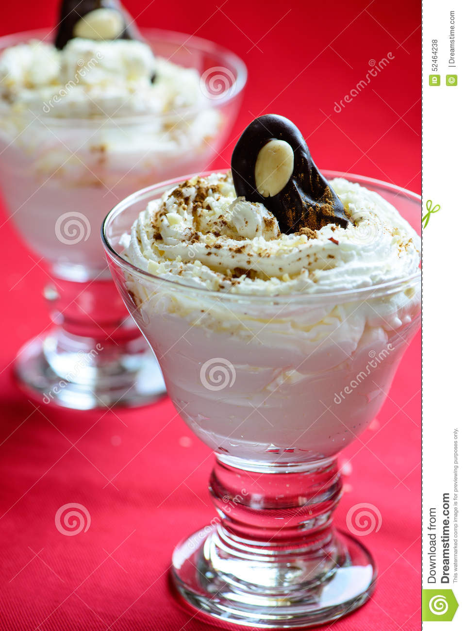 conservation creme chantilly