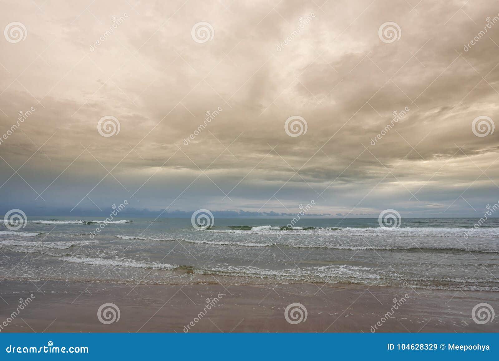 Download Chao Lao Beach, Het Strand In Chanthaburi-provincie Stock Afbeelding - Afbeelding bestaande uit kust, ontspanning: 104628329
