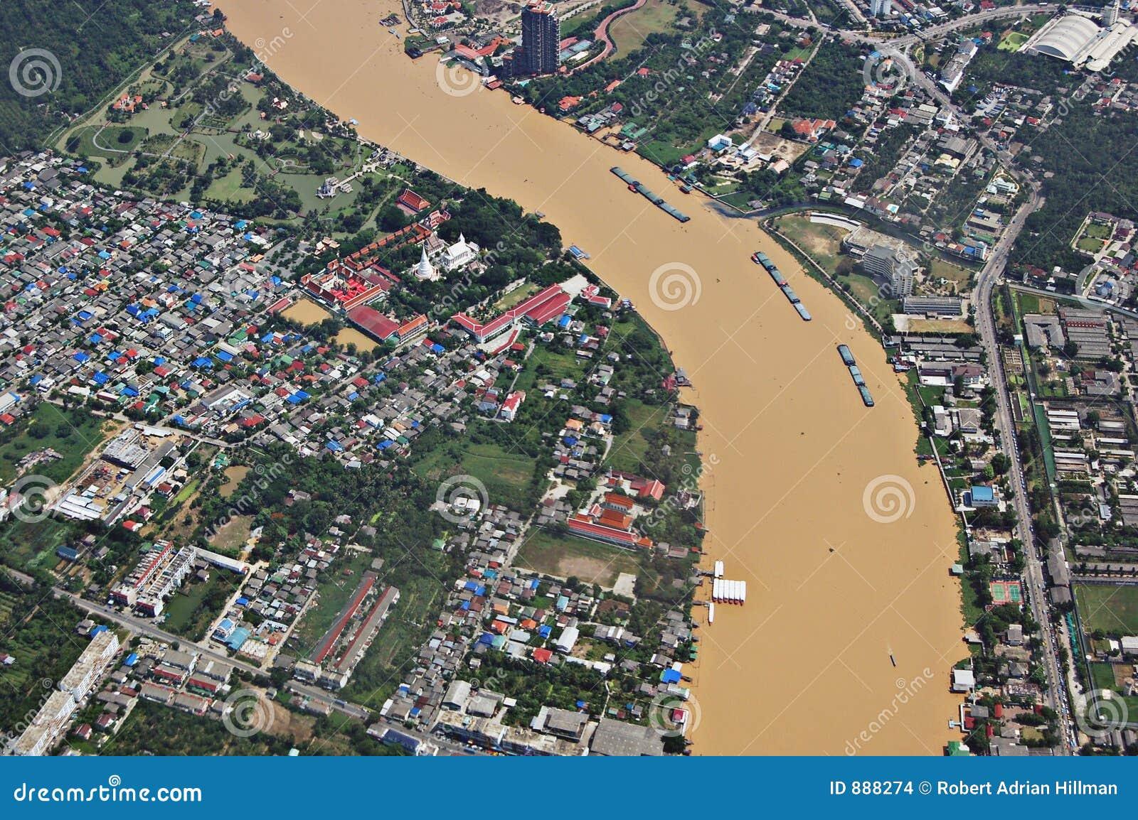 Chao phraya rzeki