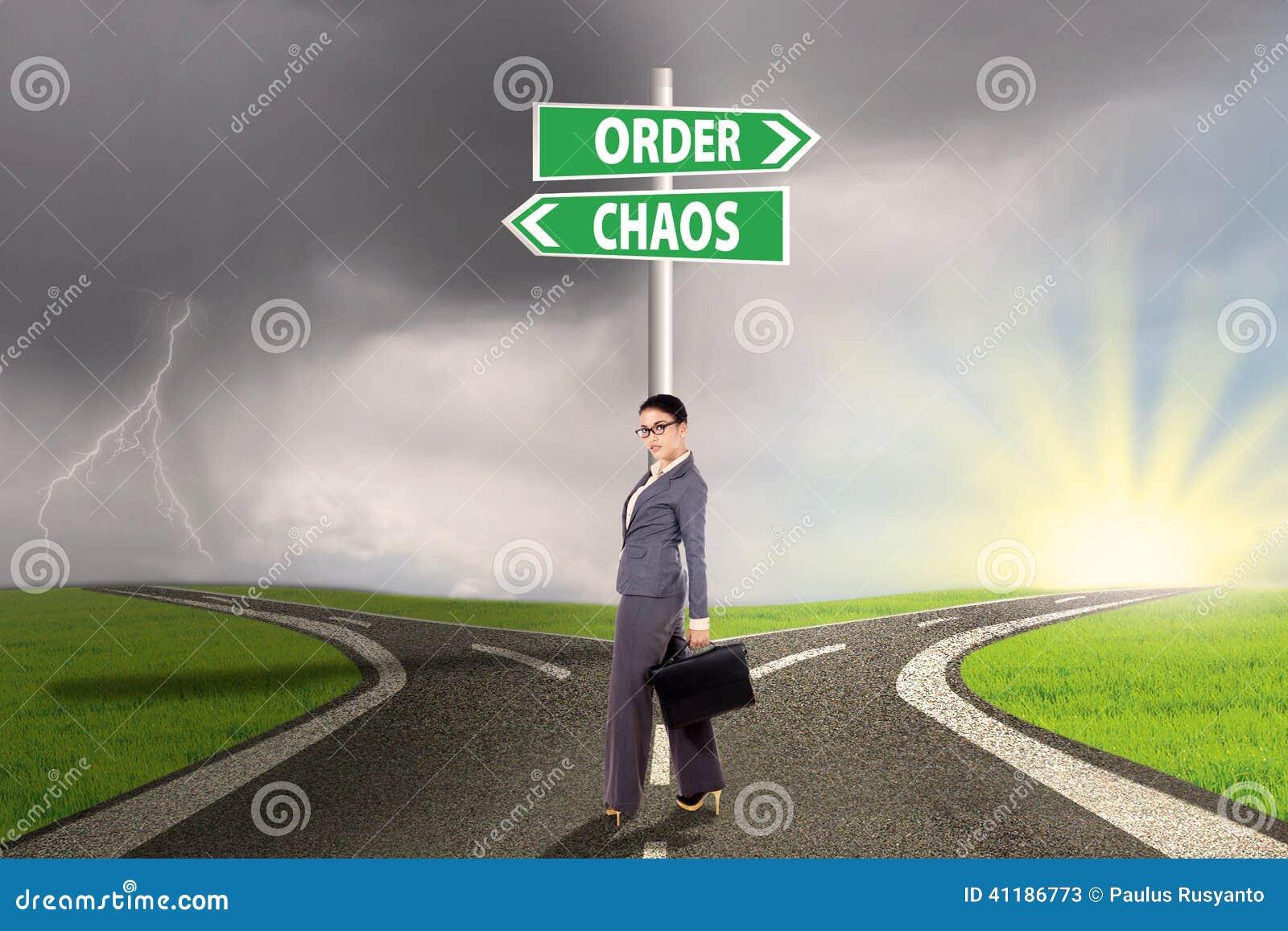 Chaos en ordekeus 3