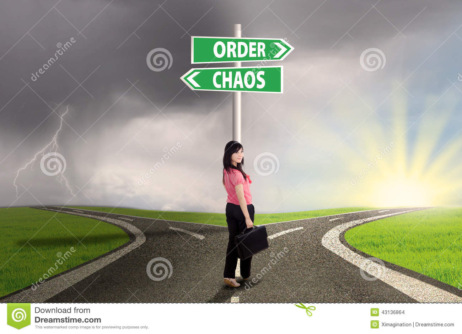 Chaos en ordekeus 2