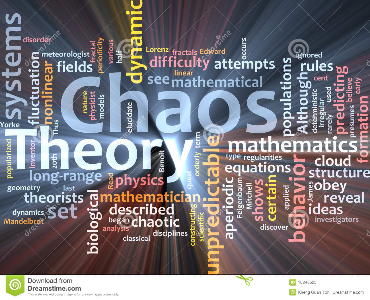 an analysis of the collapse of the park by the use of the chaos theory by dr malcom Start studying soc final learn vocabulary d chaos theory c the lesson to be taken from malcom gladwell's example of the hockey players is what.