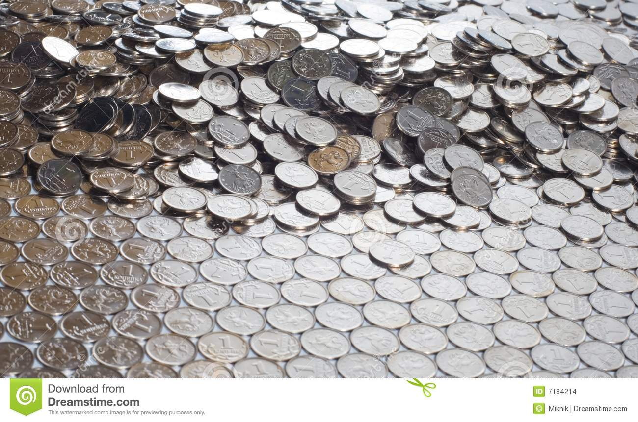 From Chaos To Order Stock Images - Image: 7184214 Raw Nickel