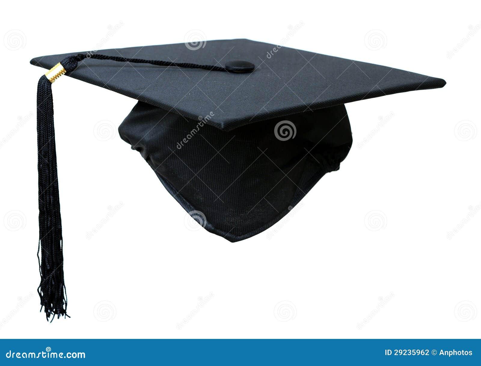 Download Chapéu da graduação foto de stock. Imagem de universidade - 29235962