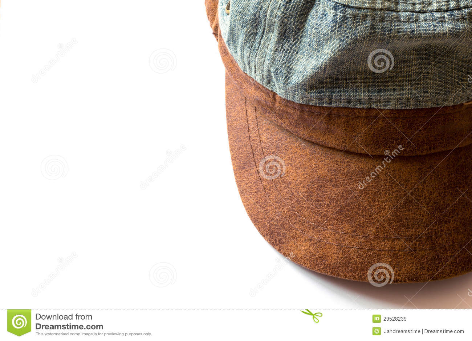 Chapéu de Jean