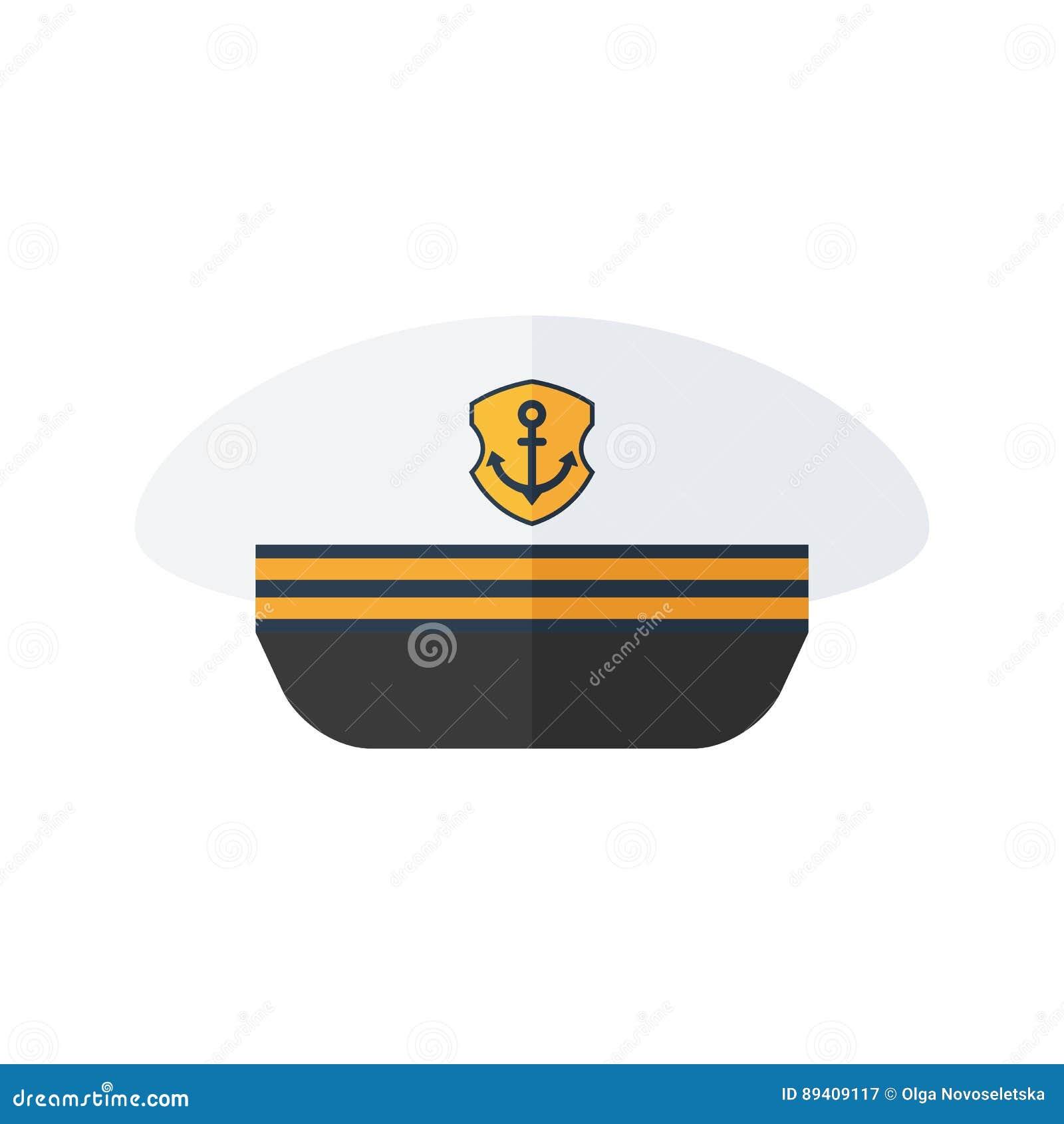 Chapéu do capitão de navio