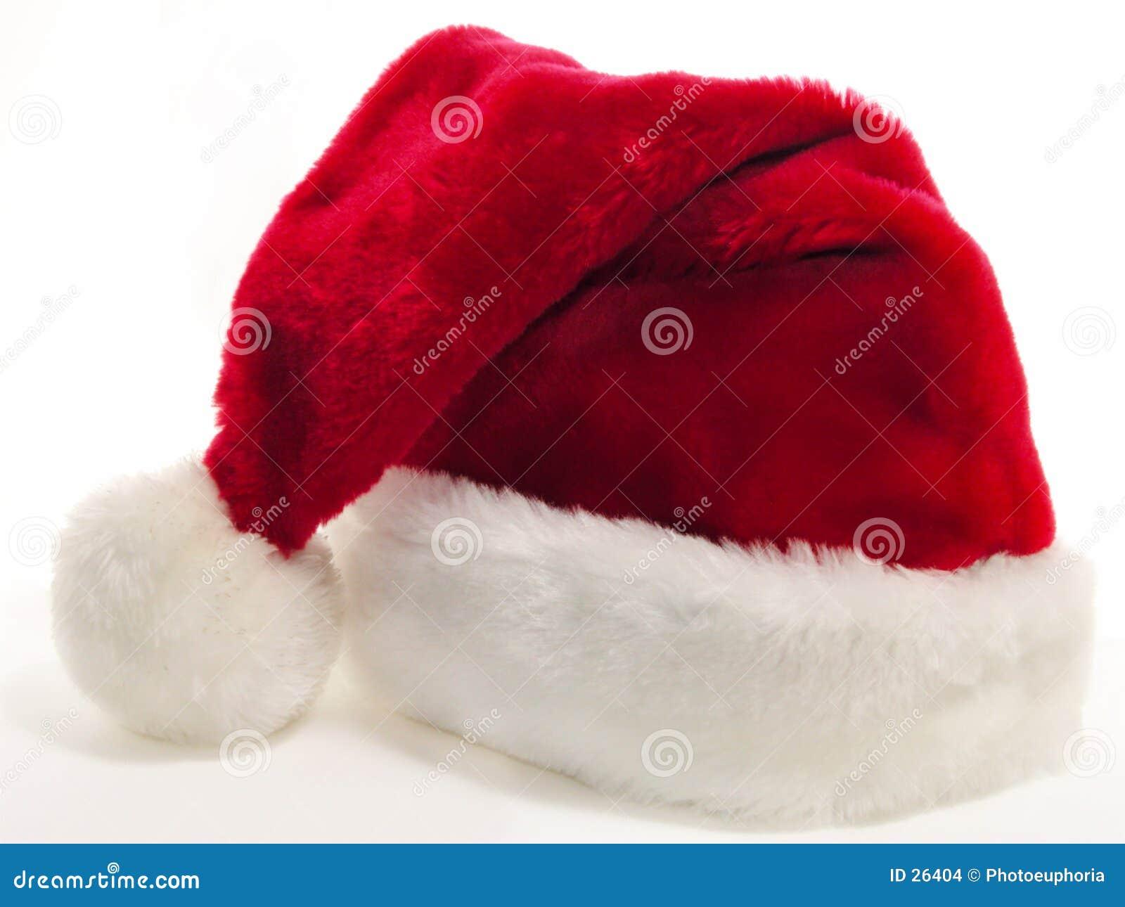 Chapéu v2 de Santa