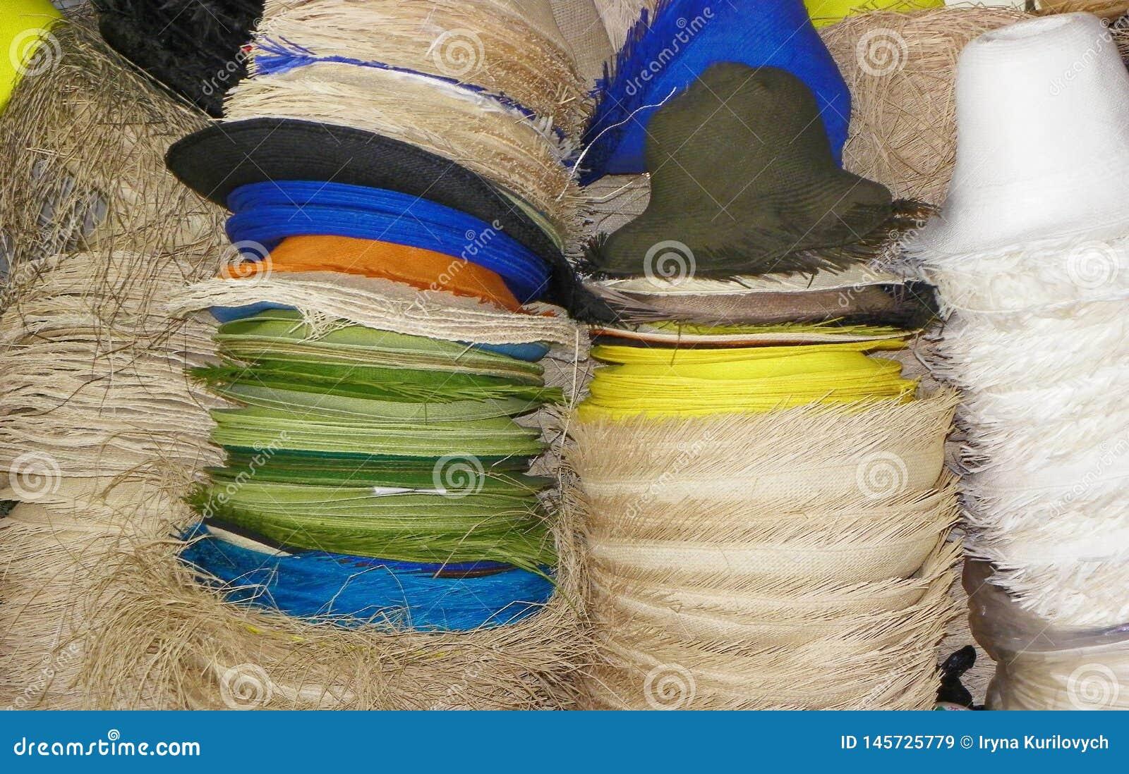 Chapéus de Panamá autênticos, Equador