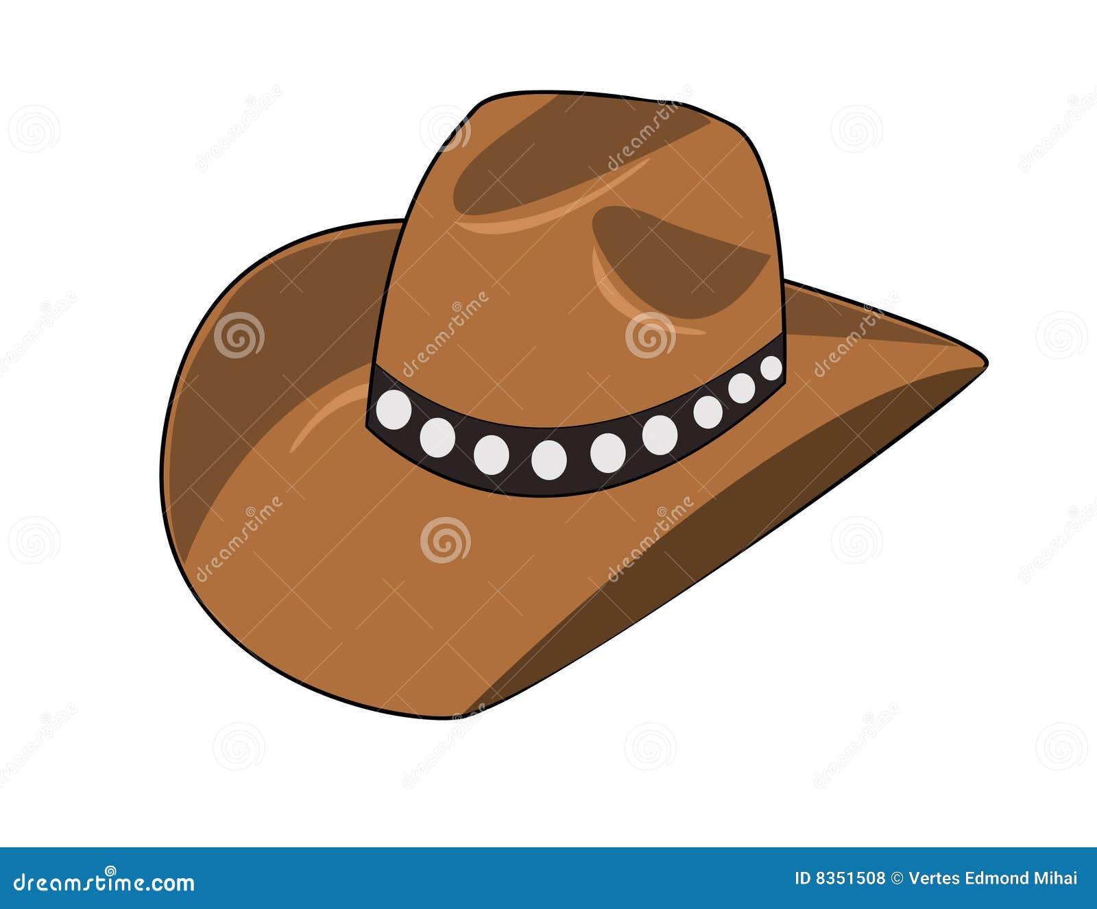 chapeau de cowboy photos libres de droits image 8351508. Black Bedroom Furniture Sets. Home Design Ideas