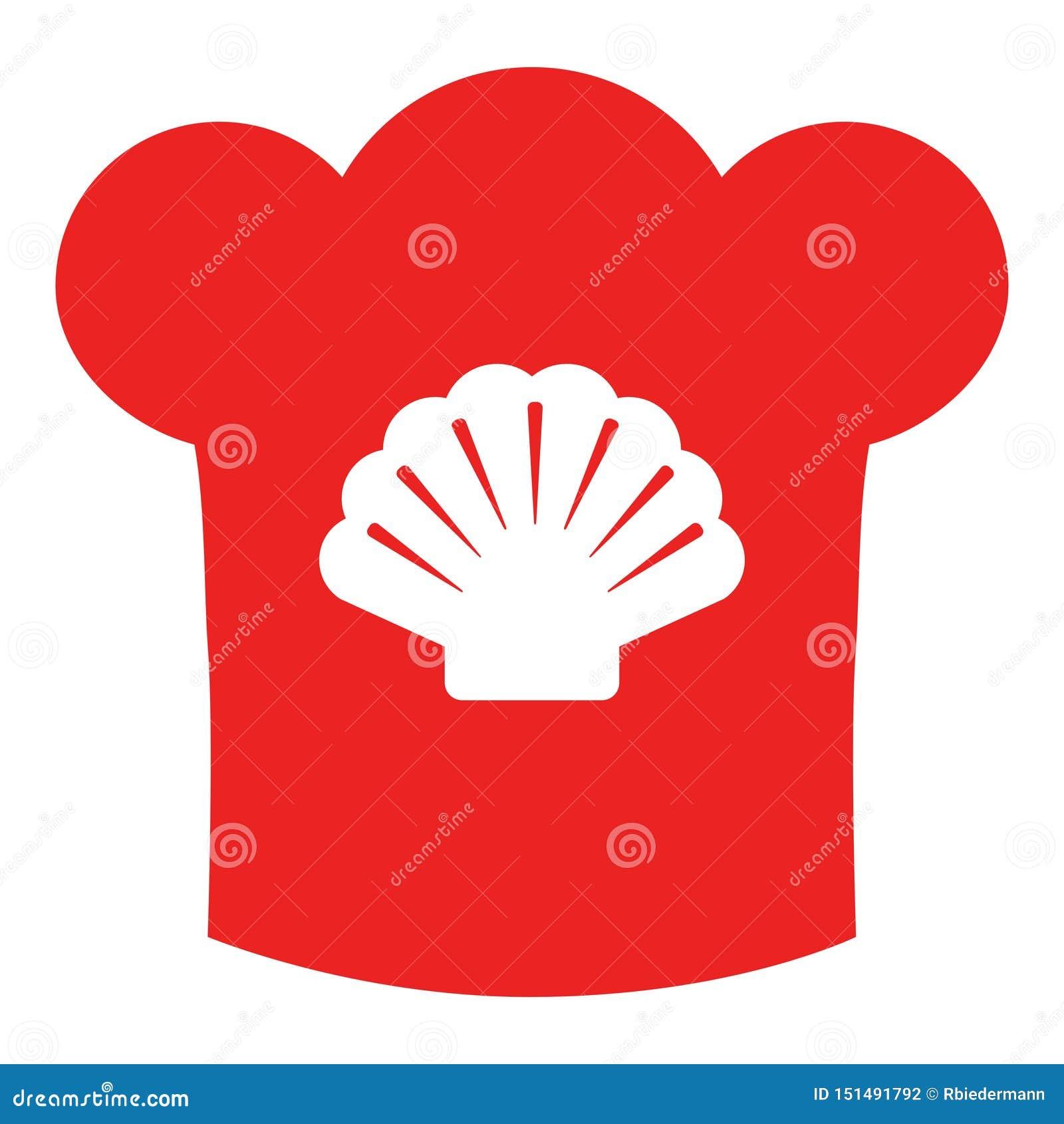 Chapeau de Shell et de chef