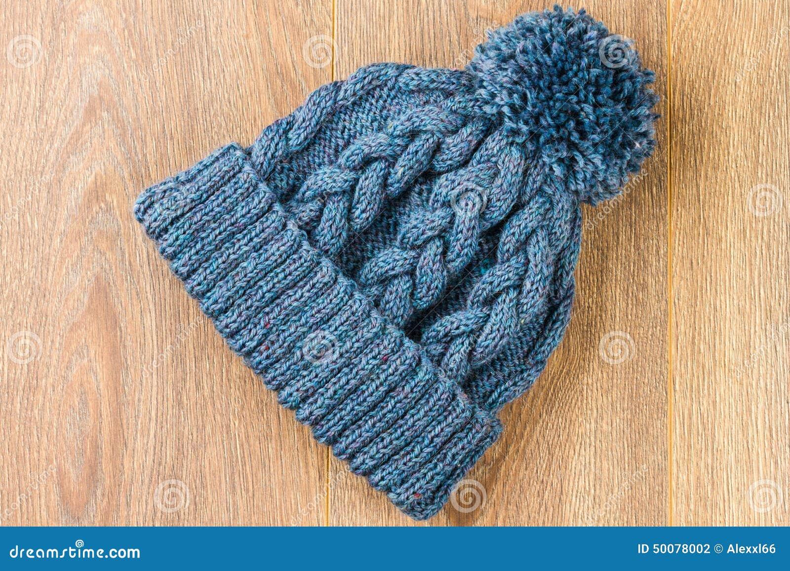 Chapeau de tricotage