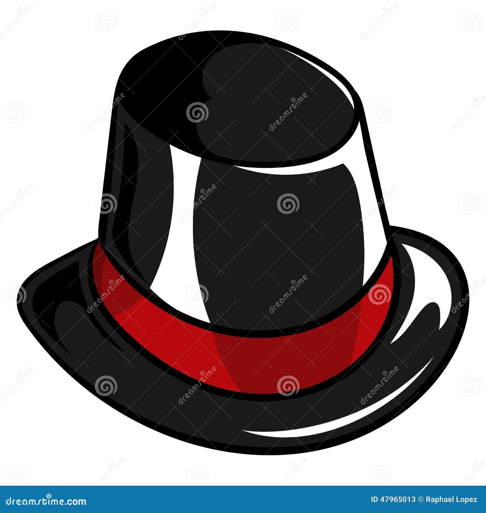 Chapeau noir de vieux bonhomme de neige en soie - Chapeau bonhomme de neige ...