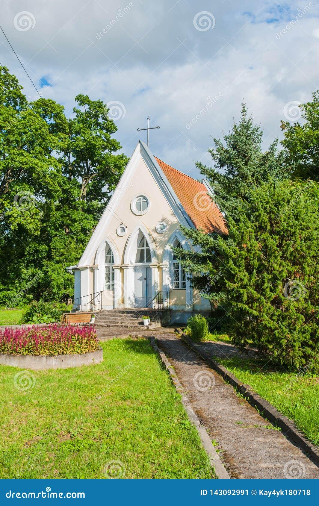 Chapelle de mariage, chapelle en nature, petite chapelle