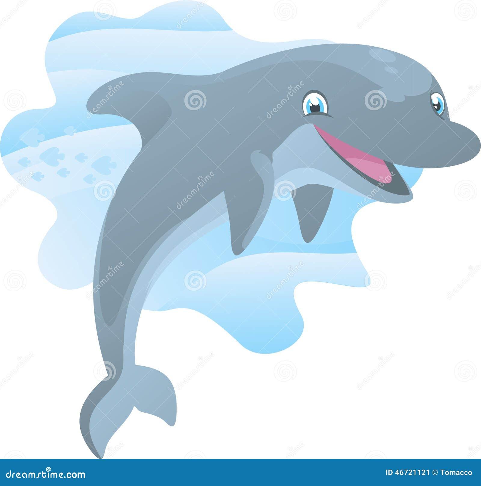 Chapoteo del delfín