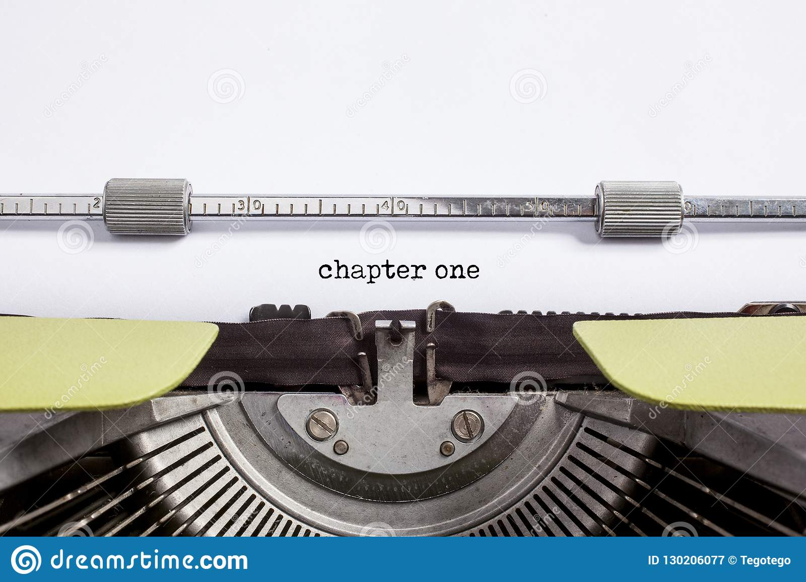 Chapter one - storytelling