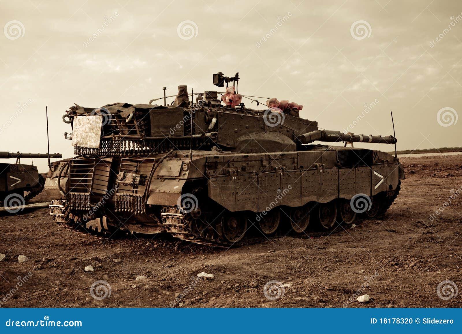 Char de bataille de Merkava Mk 4 Baz