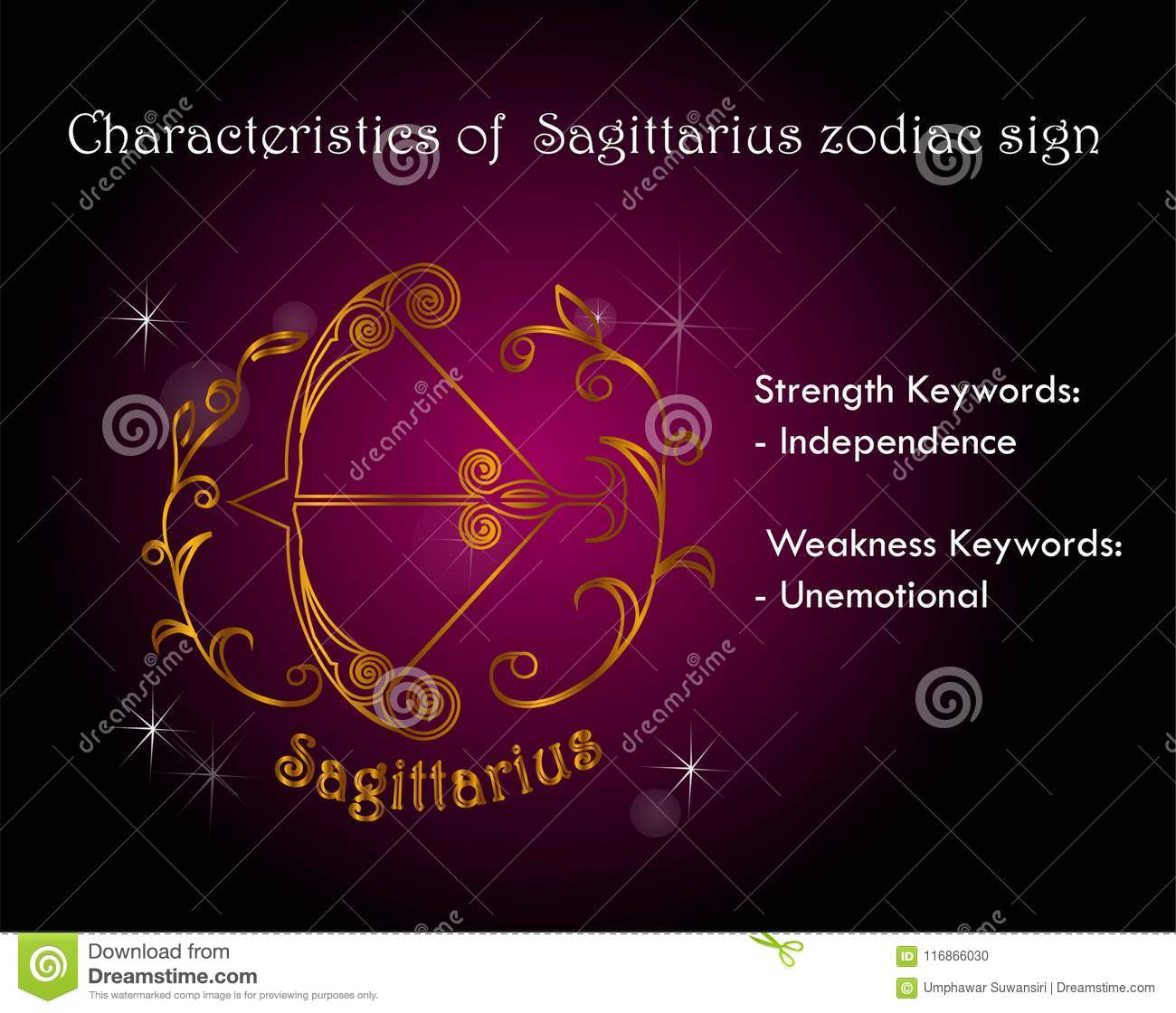sagittarius astrological sign characteristics