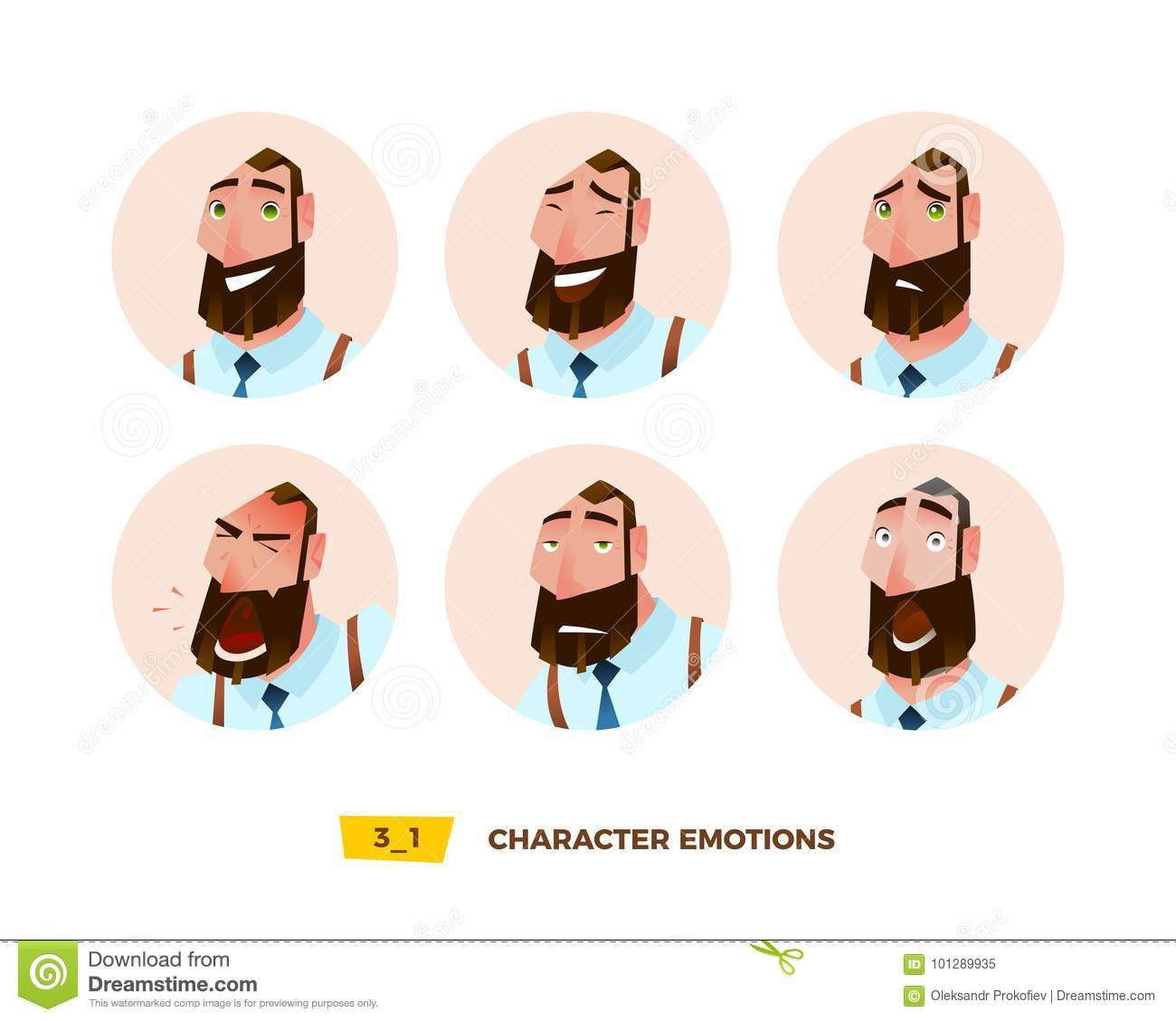 emotion characters