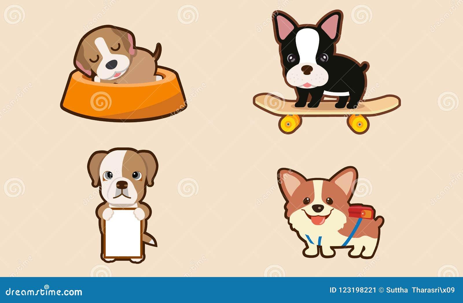 Charakter dog1