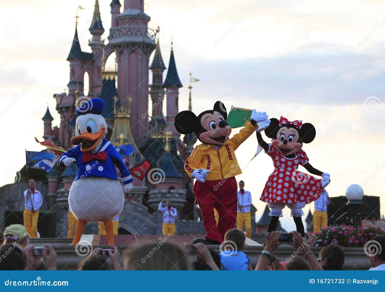 Charaktery Disney