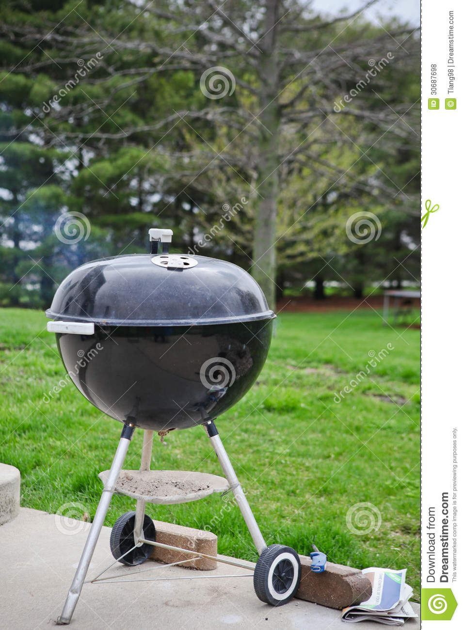 Charming Charcoal Grill