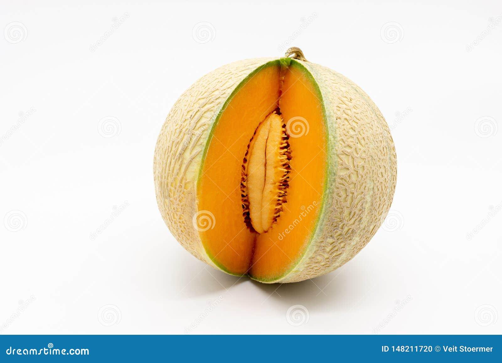 Charentais/cantalupemelon
