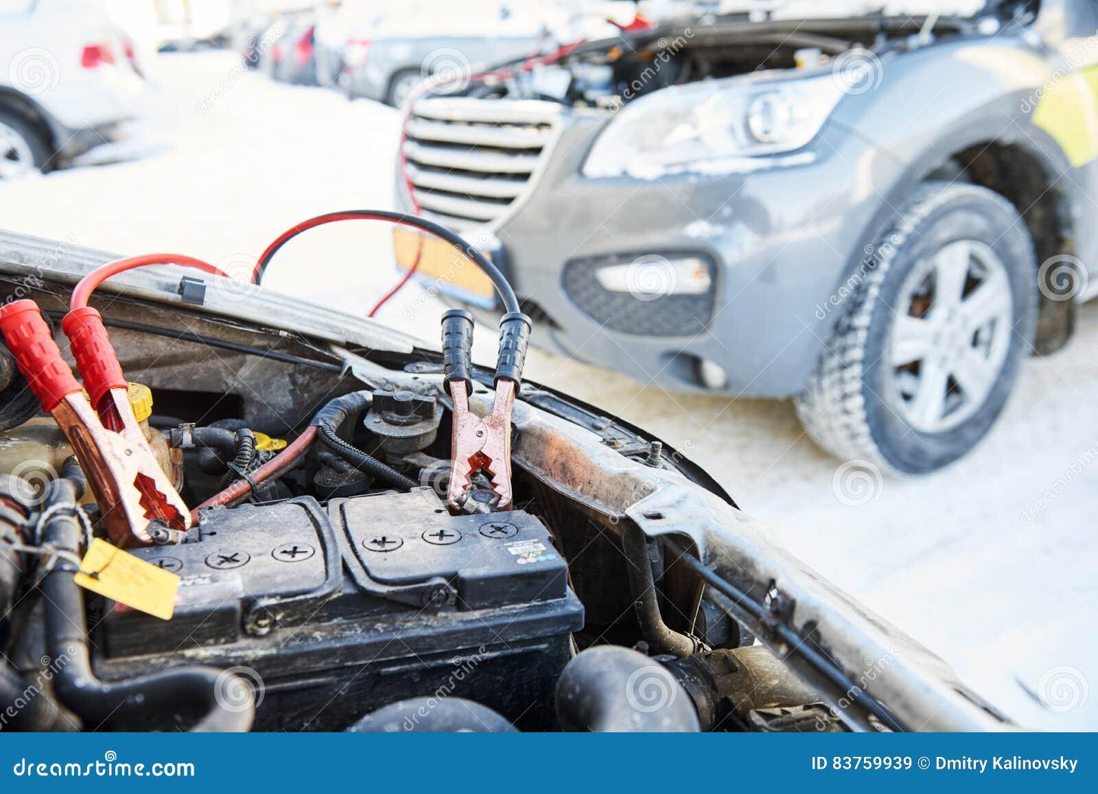 Car Battery Winter Problems