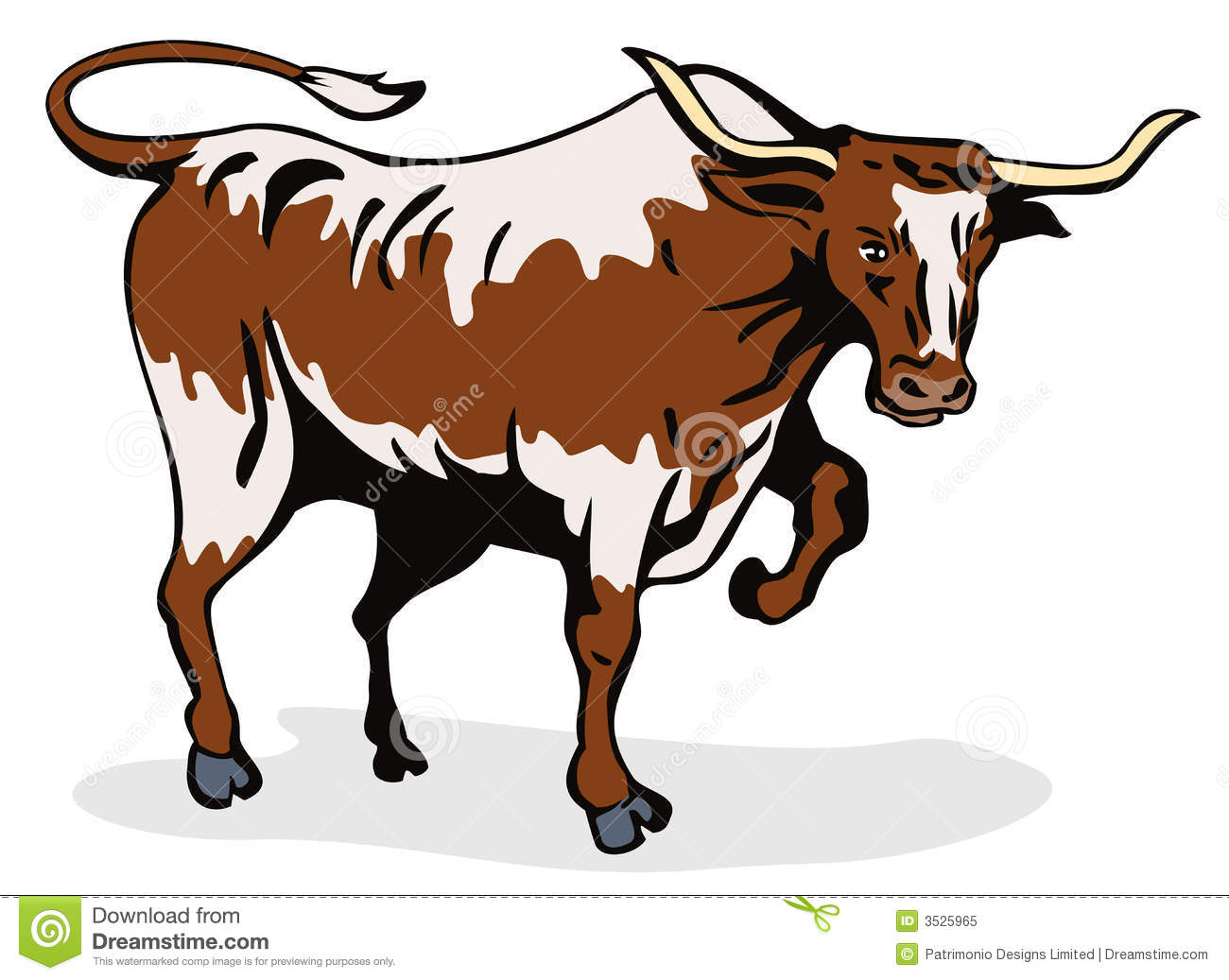 Clip Art How To Draw A Cow Skull - Drawings Of Longhorn Skulls , Free  Transparent Clipart - ClipartKey