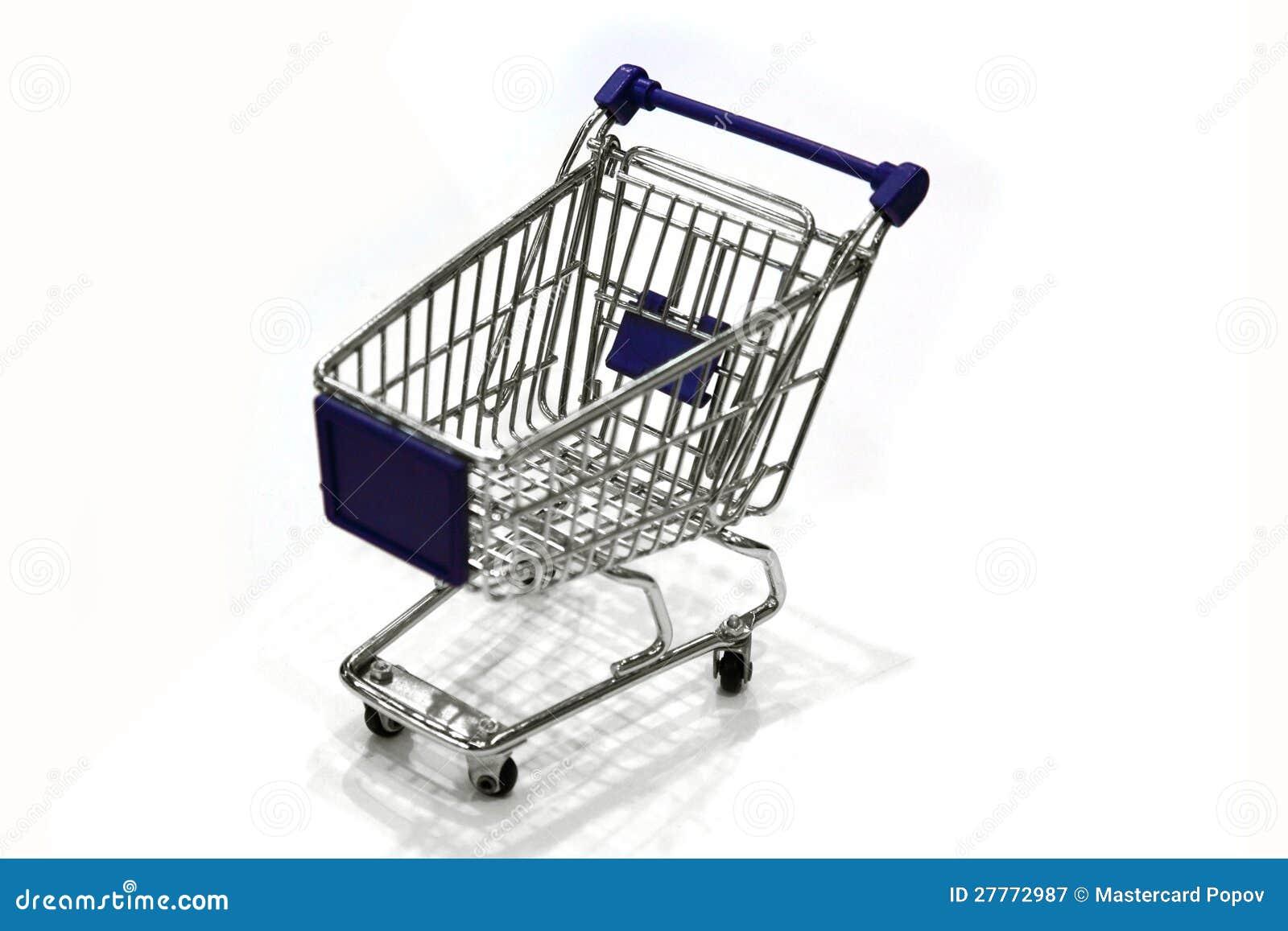 Chariot à achats