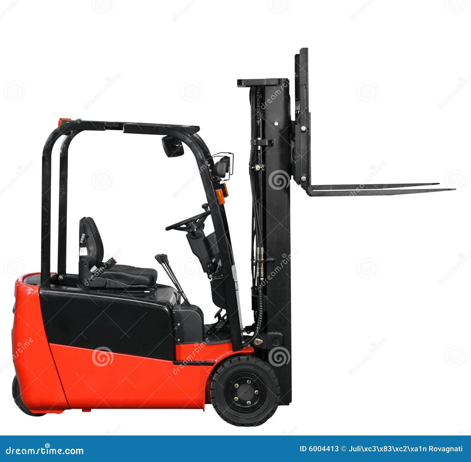 Chariot élévateur de ma série de matériel d entrepôt