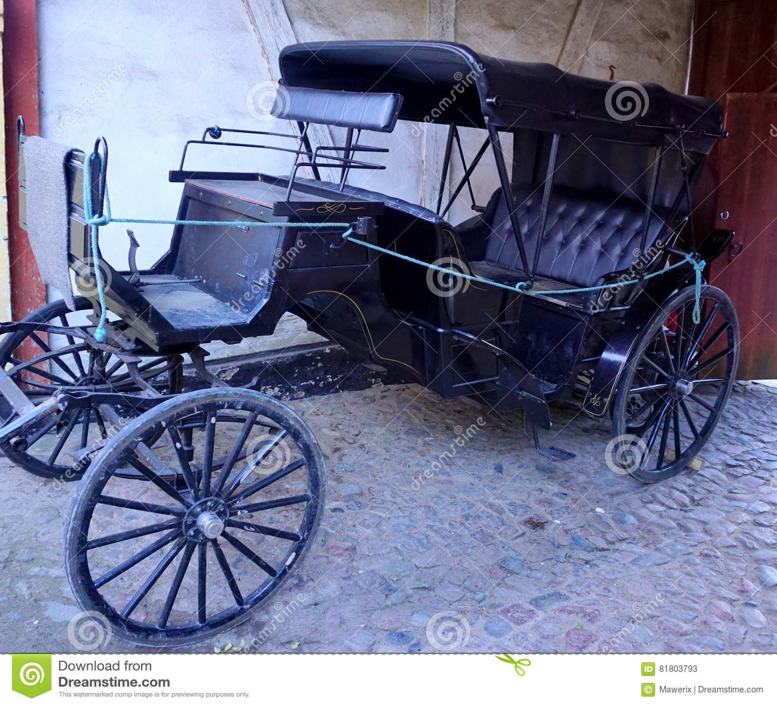 Chariot старый