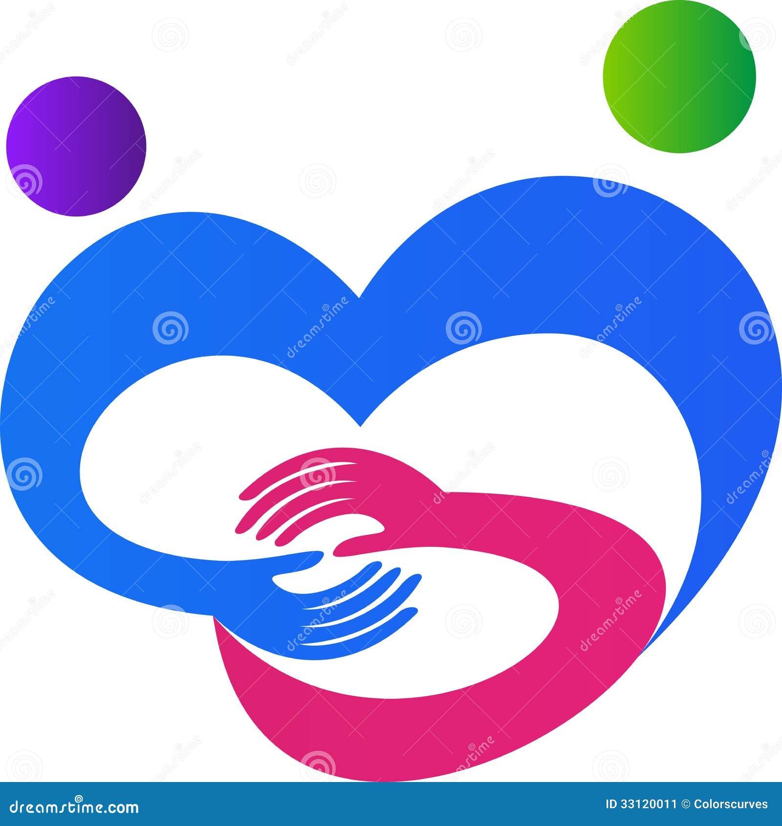 Charity Logo Stock Image Image 33120011