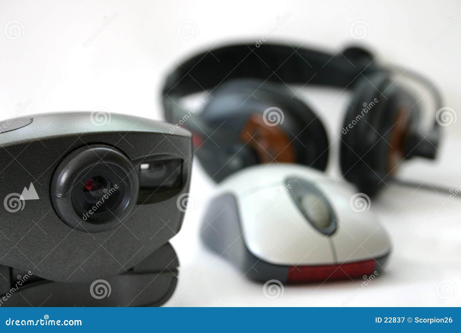 Charla del webcam