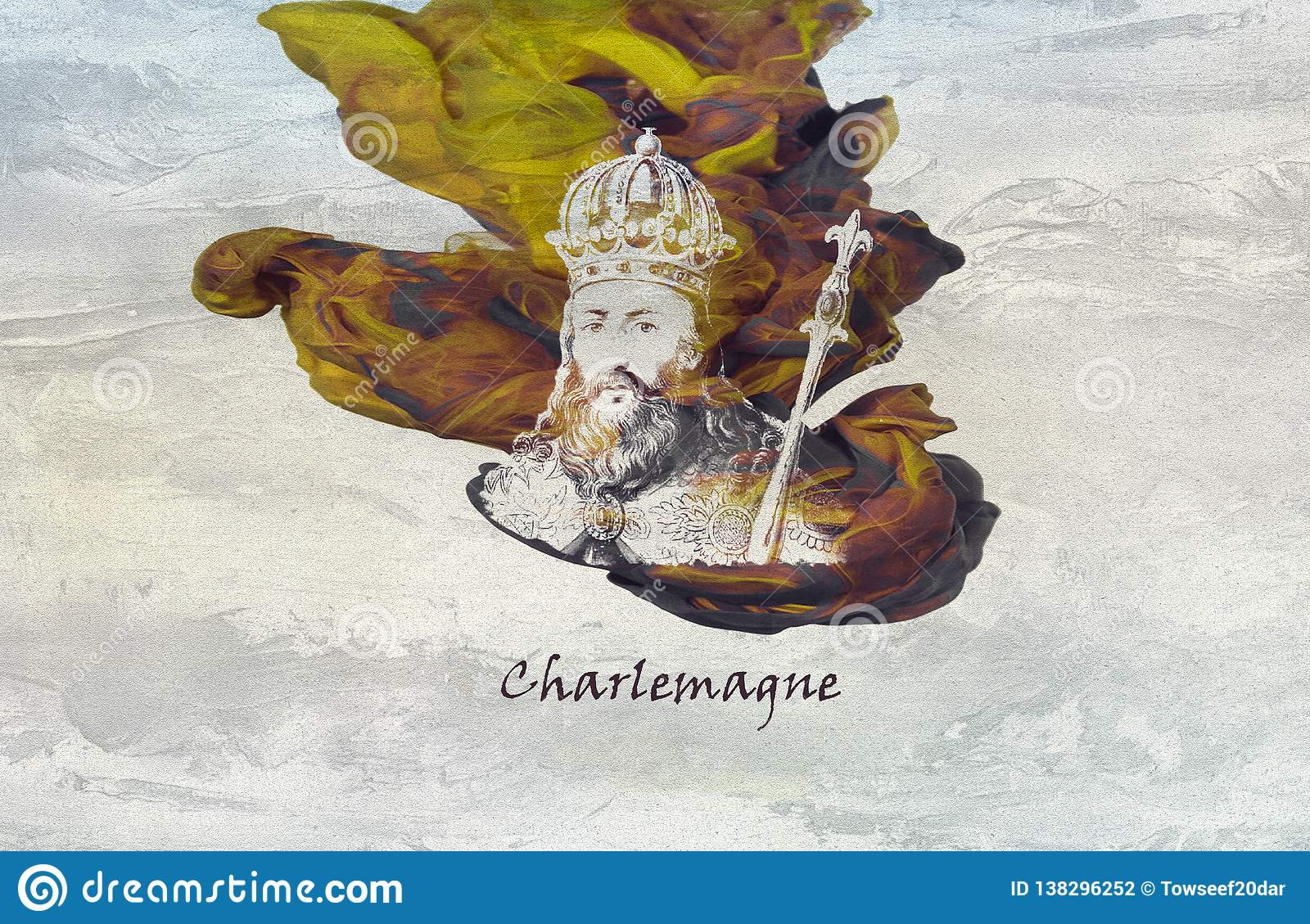 Charlemagne ou Charles The Great